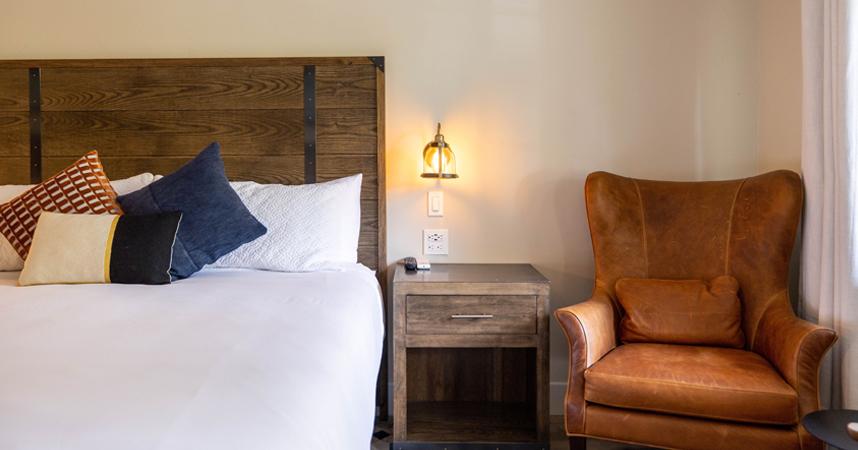 Glen Ellen Guest Rooms