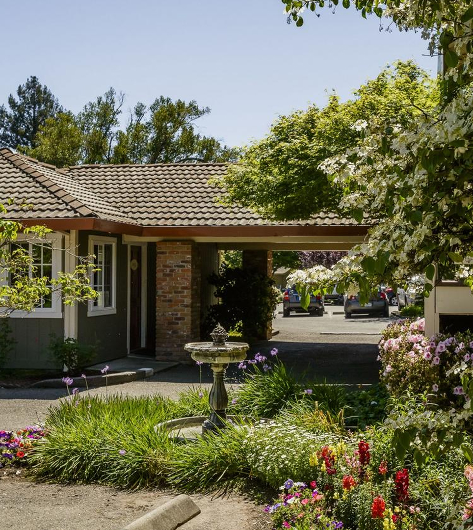 Rejuvenate Yourself in The Heart of Sonoma's Wine Country