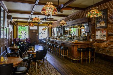 The Jack London Saloon - Interior