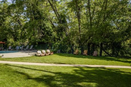 The Jack London Lodge  - Lawn