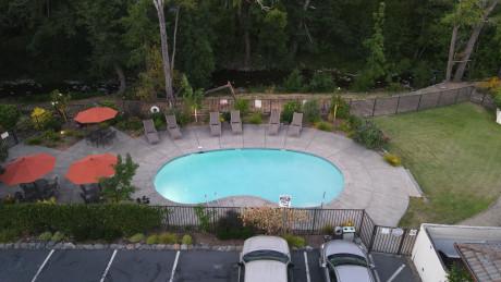 The Jack London Lodge  - Pool